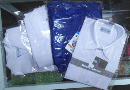 Picture of School Uniforms for Boys and Girls Available