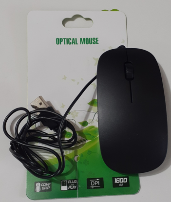 Picture of Optical Wired Mouse (HYD-211)