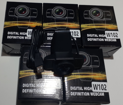 Picture of Digital High Definition Webcam 1080p (W102)