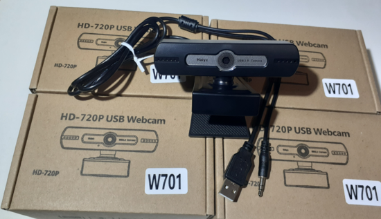 Picture of HD-720P USB Webcam (W701) Haiyc